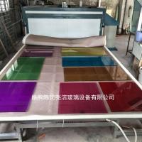 夾膠玻璃設備干法夾層爐