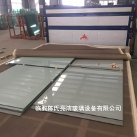 山东夹丝玻璃设备夹胶炉
