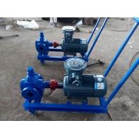 泊头杰力信ycb1/0.6圆弧齿轮泵油泵