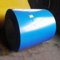 彩涂板 海藍彩鋼板  彩鋁板