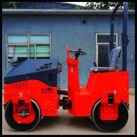 單鋼輪壓路機 能把道路壓平的 小型單輪壓路機