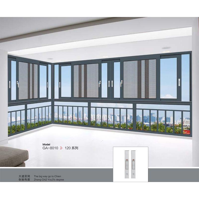 港澳之窗-120推拉窗