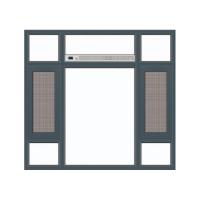 港澳之窗-90平开窗