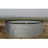 波纹板储水罐