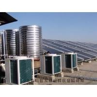 太阳能空气能二合一(热水工程)