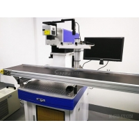 东莞CCD包装袋激光打标机定制-赛硕激光