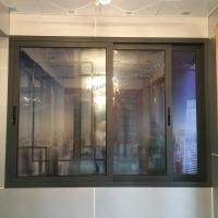 广枫金福80系列双轨铝合金推拉窗