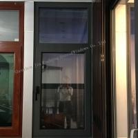 广枫金福55系列非断桥铝合金平开窗