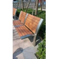 西安公园椅,户外木塑地板,垃圾桶,花箱,小区配套设施