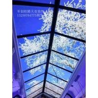 广东最好的灯箱厂家,知名灯膜装饰公司,军创软膜天花厂家
