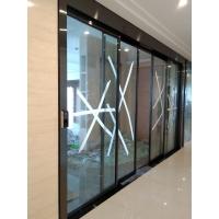重慶市自動感應門整套安裝,感應門門禁系統玻璃平移門安裝
