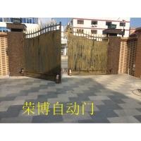 重庆市别墅厂区车库大门电动遥控开门机自动门电动门安装