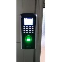 重庆市办公室门禁系统门禁机门禁锁指纹机密码刷卡机安装
