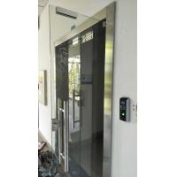 重慶市地彈門玻璃門門禁系統安裝指紋刷卡密碼門禁鎖