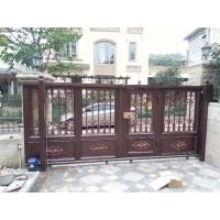 重庆市电动门别墅门平移门平开门玻璃门自动感应门安装