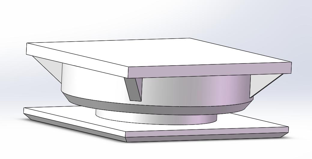 有限元分析深化設計網架球型(鉸)支座