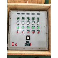 BXK-T風機防爆控制箱型號IIBT4 IP65