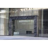 酒店商铺大厦办公室入口全玻自动平移门