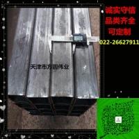 天津无缝方管 厚壁方矩管 方管厂家 大口径方管