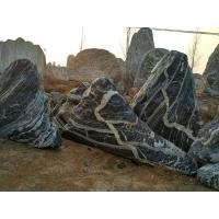 批发景观石切片自然石假山组合泰山石片石