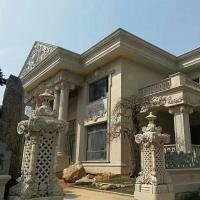 别墅花岗岩浮雕墙浮雕装饰石板材干挂工程承接加工