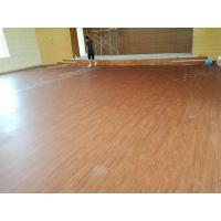 常州办公室pvc塑胶地板木纹地板防滑抗菌绿质