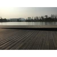 公园景区商业平台户外重竹木地板