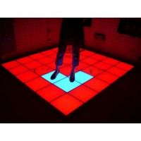 LED感应地砖灯 地埋灯发光地板灯户外防水