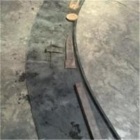 咨詢硬巖盾構始發的時候需要安裝簾布橡膠板
