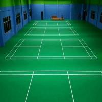 供應羽毛球運動地板;羽毛球彈性地板批發
