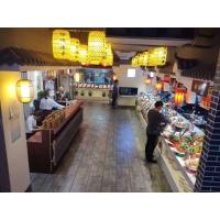 河南郑州ZFFO洲峰照明专注餐饮照明开封凤凰小镇灯光安装