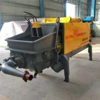 湿喷机 深基坑喷浆机 液压湿喷机 双喷头湿喷机