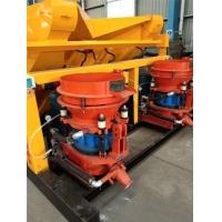 干料混凝土喷射机 混凝土自动上料喷浆机组