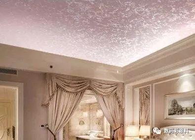 艺术墙漆,如同乳胶漆般易施工,还具有寿命长,图案精美,装饰效果好