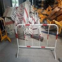 连云港现货供应铁马围栏 不锈钢铁马护栏 大量供应