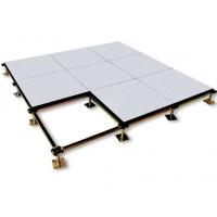 嘉华硫酸钙基防静电地板 网络地板