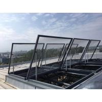 河南质保认证排烟天窗(电动)来图定制