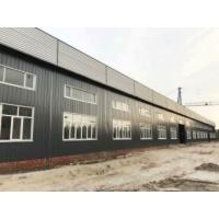 绥化市钢结构彩钢厂房制作景观园林设计