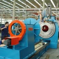 河北高质量焊接丝网机  楔形丝网焊接机 仁春网业
