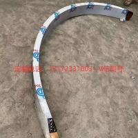 不锈钢圆弧形装饰线条吊顶弧形收边条包边条背景墙拱门半圆形定制
