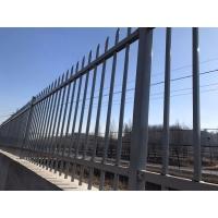 三晋地区全省发货围墙护栏锌钢院墙围栏批发