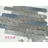 青砖切片 贴墙砖 小青瓦 条砖 劈开砖 加工异性