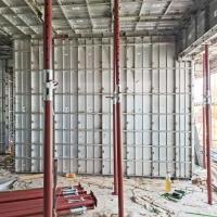 北京新型铝合金模板 免调校拉片体系 高层建筑专用模板