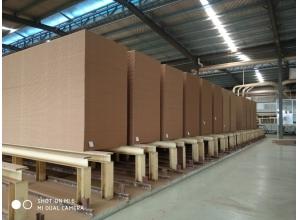 山东中密度纤维板生产厂家加工定制板材各种规格