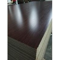 三聚氰胺饰面板贴面板厂家双饰面板山东美邦木业
