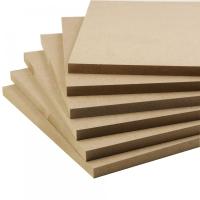 山东MDF板生产厂家环保木板材出口欧美可定制
