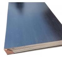 加工定制MDF贴面密度板双饰面板单双贴颜色可选
