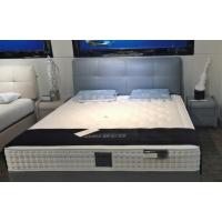 软床+床垫+床头柜