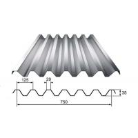 YX35-125-750-0.9厚壓型鋼板多重每平米