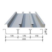 YXB65-170-510(B)-0.9厚闭口压型钢板一米多